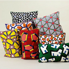 Hay Printed Cushion Full kussen