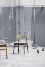 Normann Copenhagen Herit Oak stoel
