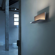 Flos Hide L wandlamp LED