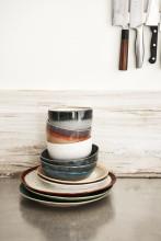 HKliving 70's Ceramic Diner bord