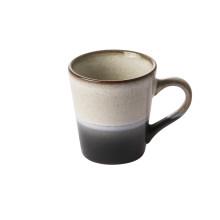 HKliving 70's Ceramic Espresso mok