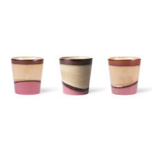 HKliving 70's Ceramic mok