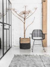 HKliving Rattan Tub stoel