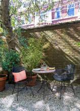HKliving Outdoor Tub tuinstoel