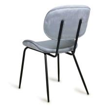 HKliving Velvet Dining stoel