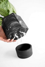 House Raccoon Hapi Self Watering bloempot