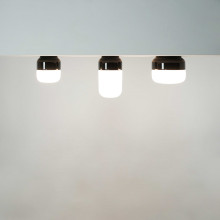 Ifö Electric Ohm 100170 plafond en wandlamp porselein IP44