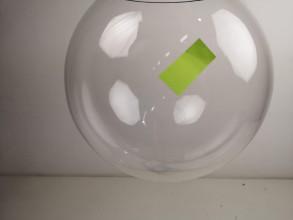 ClassiCon Tweedekansje - Selene hanglamp 25cm zwart
