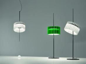 Ingo Maurer Ringelpiez hanglamp LED 3000K