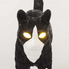 Seletti Jobby The Cat tafellamp LED