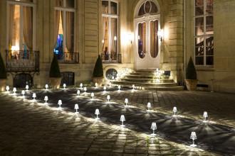 Kartell Battery tafellamp LED