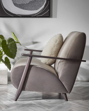 Kave Home Meghan fauteuil