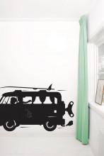 KEK Amsterdam Chalkboard Surf muursticker