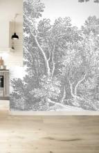 KEK Amsterdam Engraved Landscapes V behang