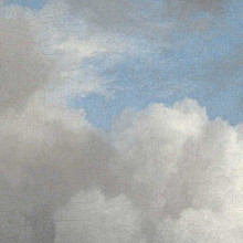 KEK Amsterdam Golden Age Clouds behangcirkel
