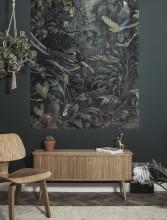 KEK Amsterdam Tropical Landscape behangpaneel