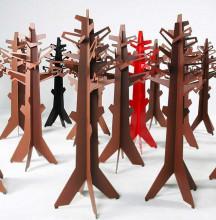 Lensvelt Forest for the trees kapstok