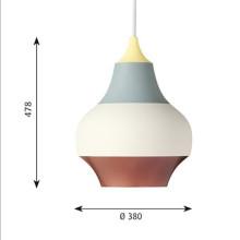 Louis Poulsen Cirque hanglamp 38