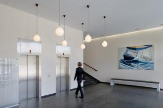 Louis Poulsen Moser hanglamp small
