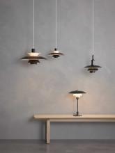 Louis Poulsen PH 3,5-3 hanglamp zwart