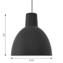 Louis Poulsen Toldbod 550 hanglamp