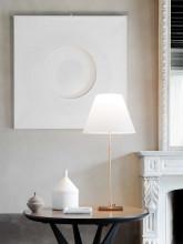 Luceplan Costanza Brass tafellamp