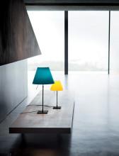 Luceplan Costanzina tafellamp met schroefbevestiging aluminium