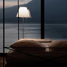 Luceplan Costanza vloerlamp LED aluminium telescopisch met dimmer
