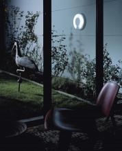 Luceplan Lightdisc 40 wandlamp transparant