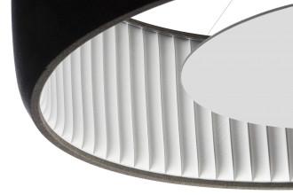 Luceplan Silenzio akoestische hanglamp 148,5cm LED 3000K