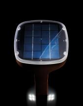 Luceplan Sky 28 sokkellamp LED met zonnecel