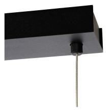 Lucide Sigma hanglamp LED 30W zwart