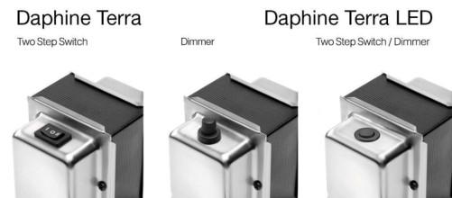 Lumina Daphine Terra vloerlamp LED 3000K