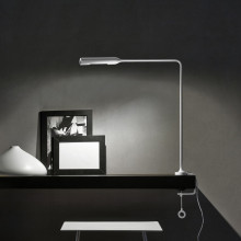 Lumina Flo clamp bureaulamp LED