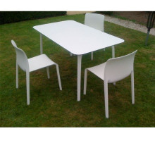 Magis Table First tuintafel rechthoek outdoor 139x79