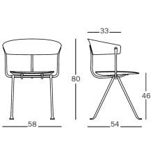 Magis Officina stoel
