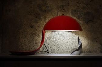Martinelli Luce Cobra tafellamp