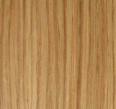 MDF Italia Flow Slim Color Oak stoel gestoffeerd