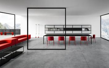 MDF Italia Tense tafel 220x100