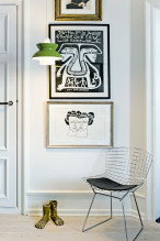 Louis Poulsen Doo-Wop hanglamp