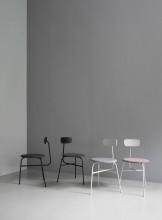 Menu Afteroom Chair stoel met zitkussen