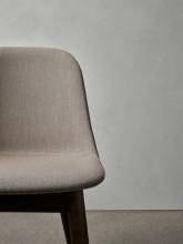 Menu Harbour Side Chair stoel eiken gestoffeerd