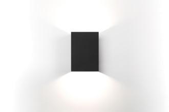 Modular Sulfer IP54 wandlamp LED