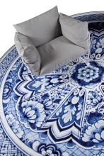Moooi Carpets Delft Blue Plate vloerkleed 350