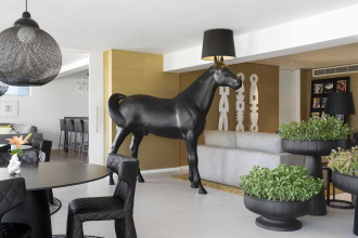 Moooi Horse vloerlamp