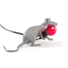 Seletti Mouse Lamp Lop tafellamp