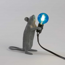 Seletti Mouse Lamp Step tafellamp