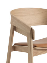 Muuto Cover Lounge Chair eiken