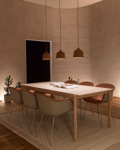 Muuto Linear Wood tafel 200x90
