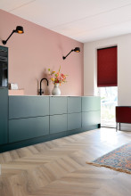 Farrow & Ball Krijtverf Sulking Room Pink (295)